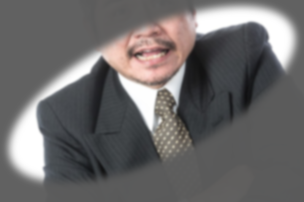 パワハラ上司